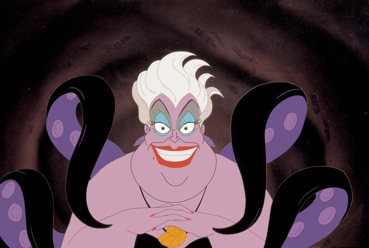 Ursula Was The Sassiest Of Villains