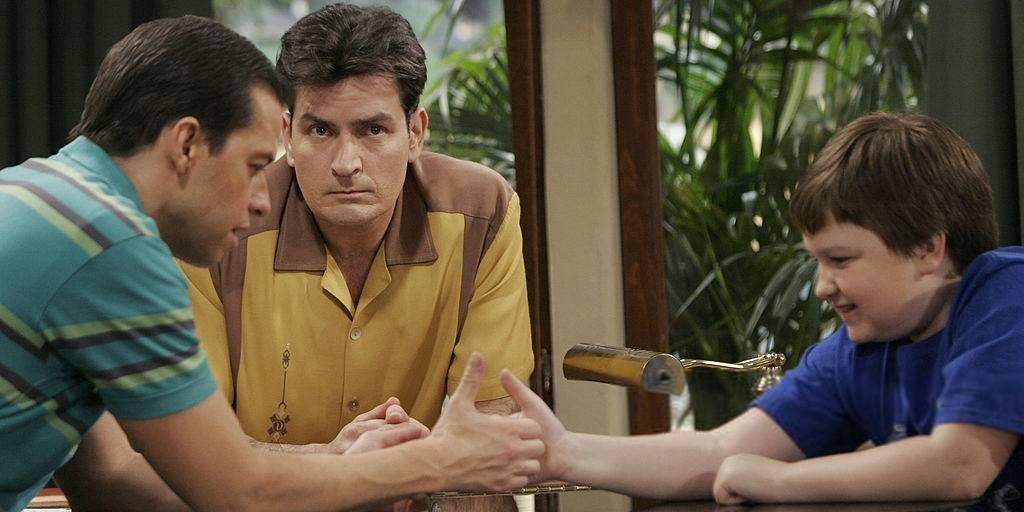 Picture of Two and a Half men Cst