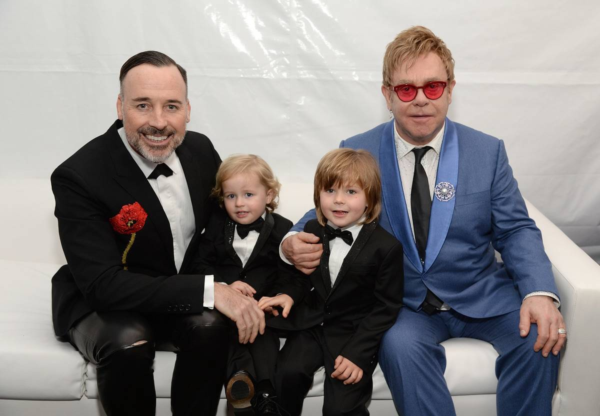 Elton John Teaches His Kids About Finances In A Great Way